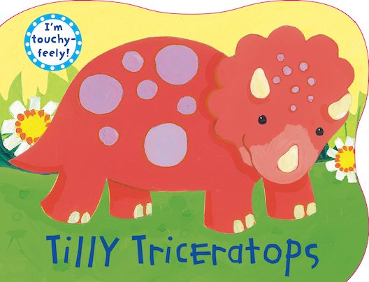 Tilly Triceratops