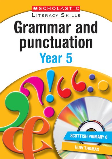 Grammar and Punctuation - Year 5