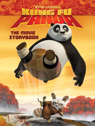 Kung Fu Panda Movie Storybook