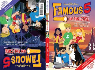 Famous Five: Case Files 1 and 2