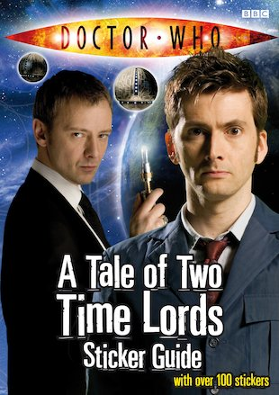 Doctor Who: A Tale of Two Time Lords Sticker Guide