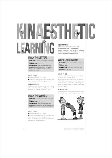 Kinaesthetic learning