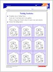 Teddy Sudoku (1 page)