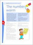 The number worm (1 page)