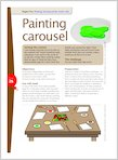 Painting carousel (1 page)