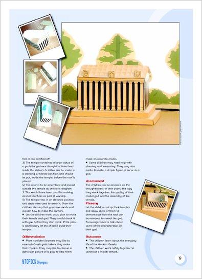 Lesson 2: A Greek temple
