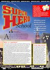 Superheroes – cross-curricular creative topic