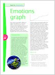Emotions graph (1 page)