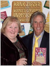 Photo of Henry Winkler & Lin Oliver
