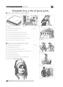 Famous women: Elizabeth Fry - a life of good work