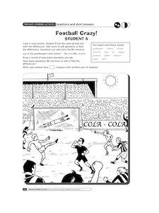 Football crazy!