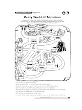 Crazy world of adventures