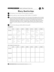 Diary battleships
