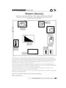 Airport journey