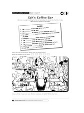 Zak's Coffee Bar
