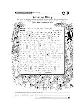 Amazon diary