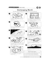 Unchanging world