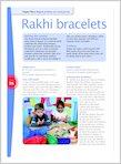 Rakhi bracelets (1 page)