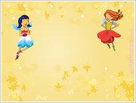 Fairy House Wallpaper