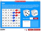 Daily times tables teasers – interactive games