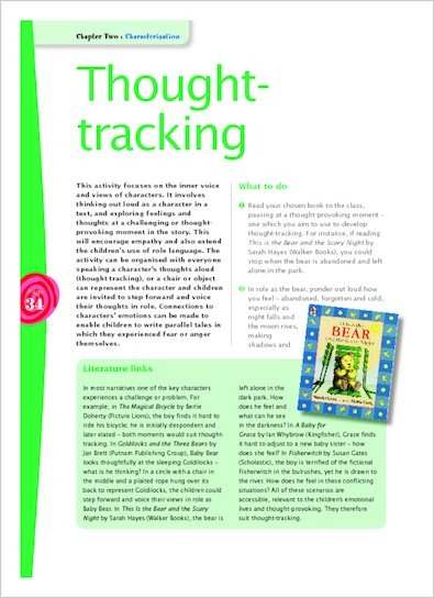 Thought-tracking