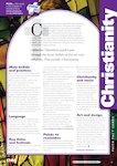 Faith fact cards: Christianity (1 page)