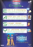 Keeping e-safe - poster (1 page)