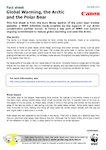 Global Warming, the Arctic and the Polar Bear (3 pages)