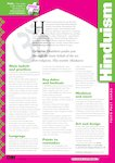 Faith fact cards: Hinduism (1 page)