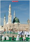 The Prophet's Mosque in Medina – poster