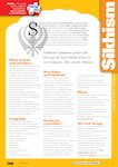 Faith fact cards: Sikhism (1 page)