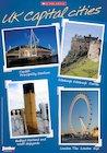 UK capital cities – photo poster