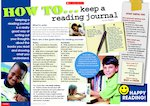 How to... keep a reading journal (1 page)