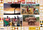 The Spirit of Africa – poster