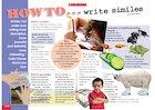 How to… write similes