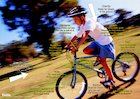 Bicycle forces – photo poster