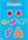 Shapes made from unit cubes – poster