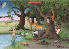 Woodland scene – poster