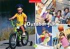 Outdoor fun – poster