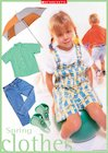 Spring clothes – poster