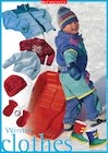 Winter clothes – poster