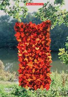 Andy Goldsworthy sculpture poster