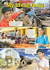 My life in India – poster