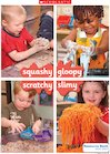 Messy play – poster