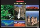 Australia photo poster