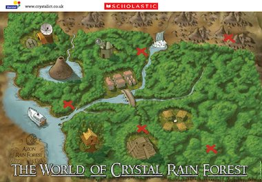 Crystal rain forest poster primary ks1 teaching resource scholastic click to download gumiabroncs Choice Image