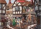 Tudor town poster