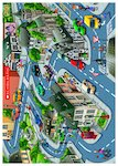 Road safety poster (1 page)
