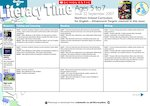 Northern Ireland Curriculum - September 2007 (2 pages)