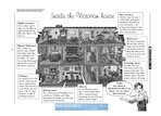 Inside the Victorian house (1 page)